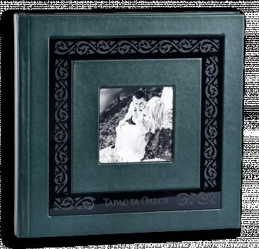 весільна фотокнига .фотовставка на акрилі #3