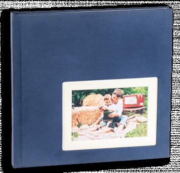 весільна фотокнига ,обкладинка шкірзаміник з фотовставкою #2